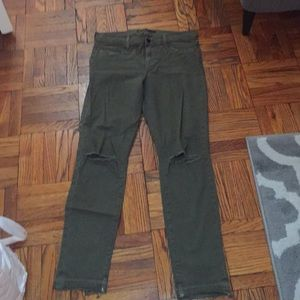 JBrand Skinny Leg Jungle